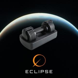 Eclipse adjustable dumbbells